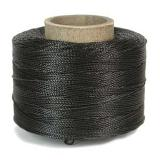 Conso #18 Nylon Upholstery Sewing Thread - 744 Black
