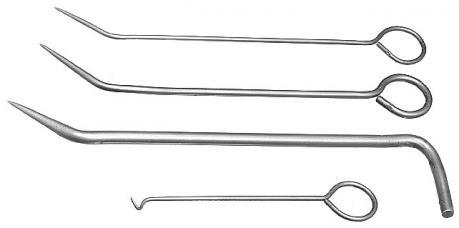 Rigid Packing Tool Set – Osborne No. 33P