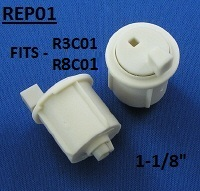 Rollease End Plug REP01