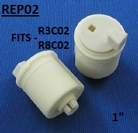 Rollease End Plug REP02