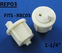 Rollease End Plug REP03