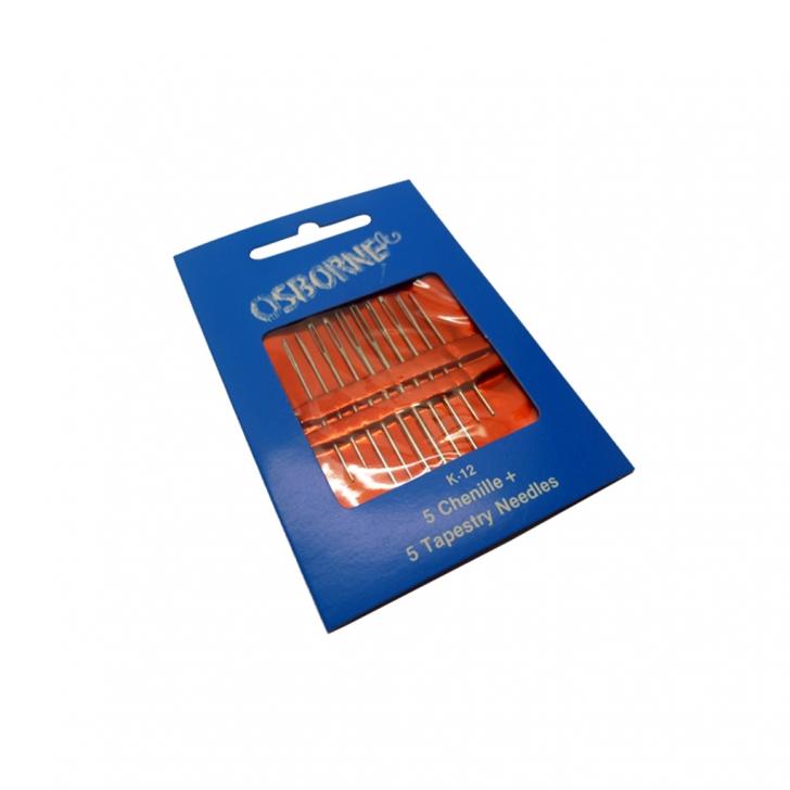 C.S. Osborne K-12 Needle Card