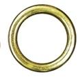 Brass Heavy Duty Rings 1/2
