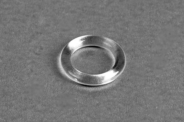 Safe-T-Shade Clear Forever™ Rings - 1,000 Per Bag Size & Fit Guide